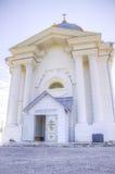 Russland-Kirche von St. John Of Kronstadt Cheboksary lizenzfreies stockfoto