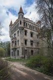 Russland Schloss im Dorf Khrapovitsky Muromtsevo Stockfoto