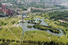 Russland, St Petersburg. Lizenzfreie Stockfotografie