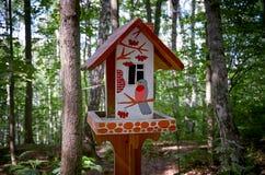 Russland Vogelhaus im Park an den Spatzen-Hügeln in Moskau 20. Juni 2016 Stockbild