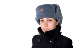 Russo immagine stock