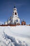` Russo Dormition della chiesa ortodossa del ` di Theotokos immagine stock