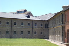 Russo-Japanse gevangenis Royalty-vrije Stock Foto's