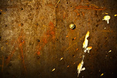 Rust. Brown aged abstract rust texture Royalty Free Stock Photos