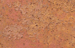 Rust. Close up texture of rust on iron stock photos