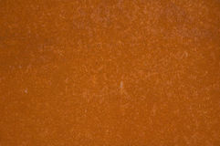 Rust. The rust on a iron plate texture Royalty Free Stock Image