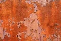 Rust. Y door Stock Photo