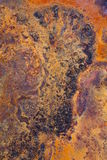 Rust abstract Royalty Free Stock Photos
