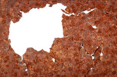 Rust backgrond Royalty Free Stock Photography