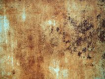Rust background. Abstract rust background Royalty Free Stock Photography