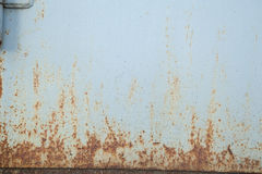 Rust. Background rust on a metal wall royalty free stock photos
