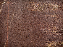 Rust background texture Stock Image