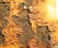 Rust background Weathered ,Textured Royalty Free Stock Image