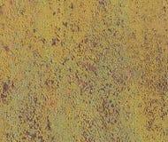 Rust beneath cracked paint Stock Photos