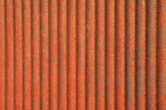 Rust brown sheet iron Royalty Free Stock Photo