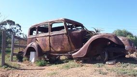 Rusty Relic Stock Photo