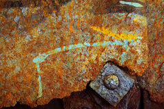 Rust Colors Stock Images