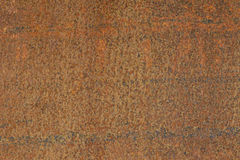 Rust Colours Background. Rusty metal texture showing various colours of metal oxidation royalty free stock images