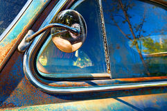 Rust and Corrosion Royalty Free Stock Images