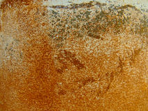 Rust in corrosion background Royalty Free Stock Image