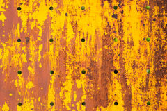 Rust door Stock Image