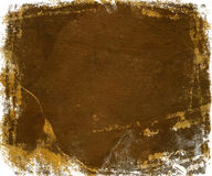 Rust gloss paint background Royalty Free Stock Image
