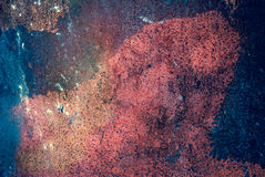 Rust grunge textured background Stock Images