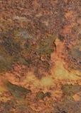 Rust Iron Sheet Stock Image