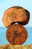 Rust iron weathered Stock Photography