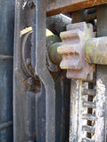 Rust mechanism Royalty Free Stock Photos