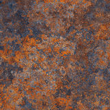 Rust metal. Abstract generated textured rust metal surface background Royalty Free Stock Photo