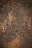 Rust metal background Royalty Free Stock Photography