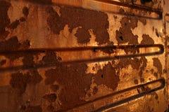 Rust on the metal Stock Photos