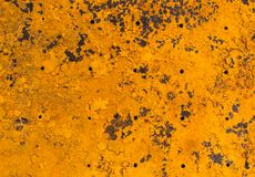 Rust metal panel background. Rust metal panel texture background Royalty Free Stock Images