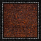 Rust metal sheet background Royalty Free Stock Photos
