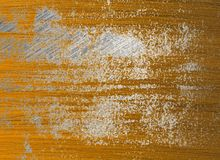 Rust metal surface. Rough metal surface by spotted rust Stock Image