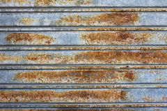Rust on metal  texture Royalty Free Stock Images