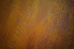 Rust metal texture background gold and purple Stock Photos
