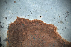 Rust metal texture background Stock Image