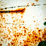 Rust metal texture backround Stock Image