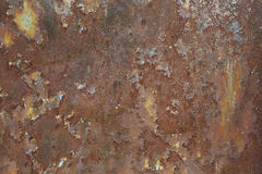 Rust metal texture Stock Image