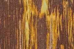 Rust metal texture Stock Image