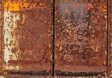 Rust metal vintage Stock Image