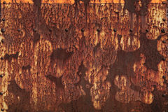 Rust metal vintage Royalty Free Stock Images