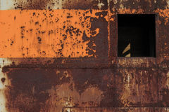 Rust metal vintage Royalty Free Stock Photography