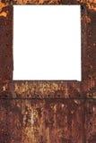 Rust metal vintage Stock Photography