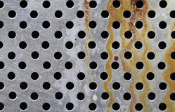 Rust metallic texture background Royalty Free Stock Photography