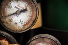 Rust meter stock photos