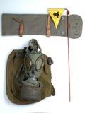 Rust militairen uit stock afbeelding