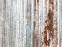 Rust on old home floor stock photography